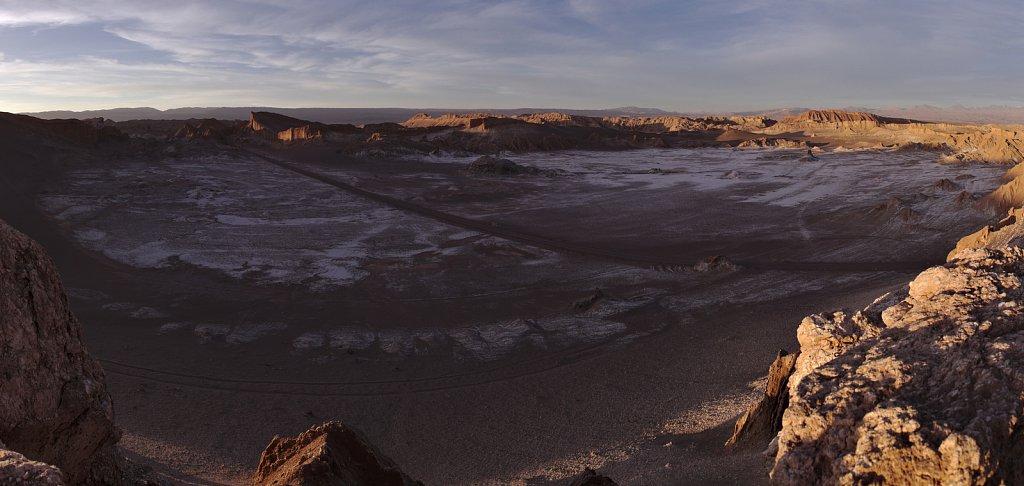 El Valle de la Luna II