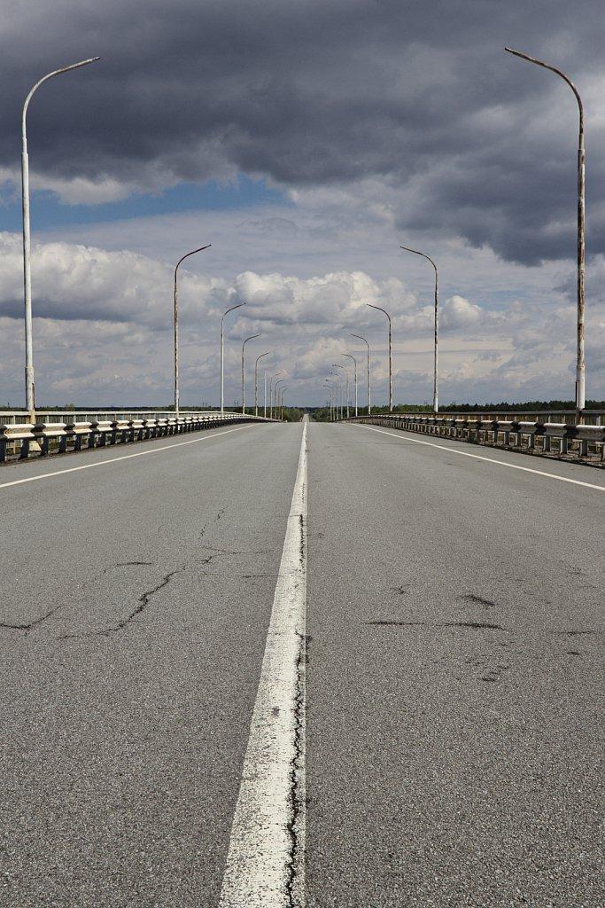 Road, No Cars.